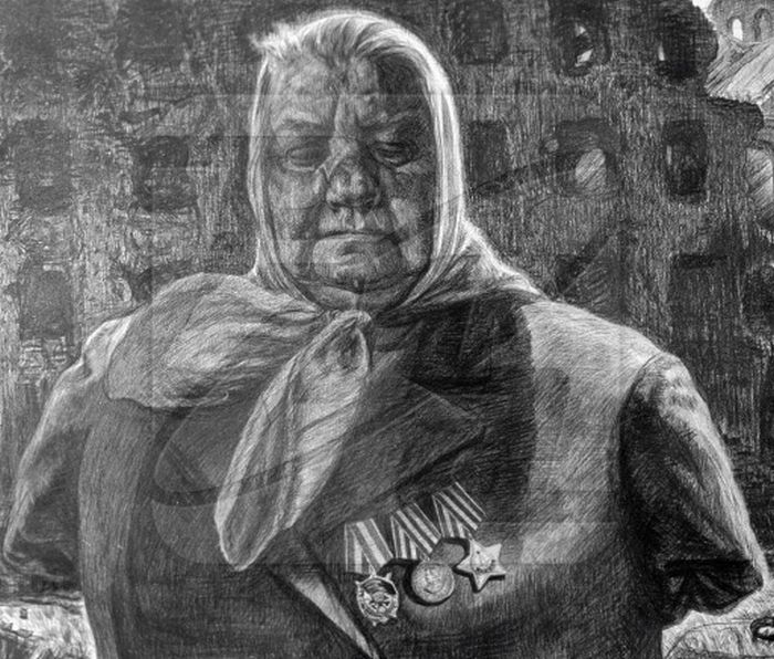 Страшное наследие войны (9 картинок)