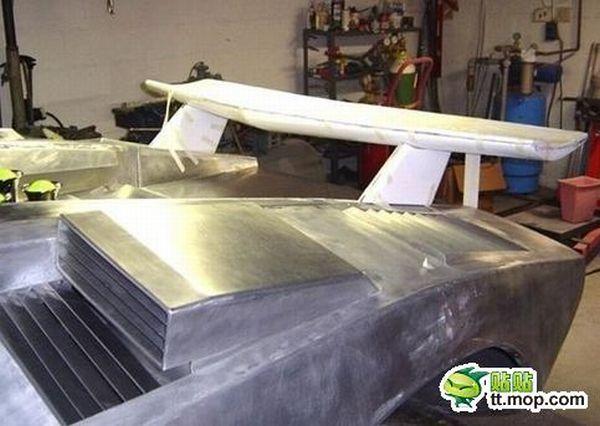 Lamborghini своими руками (23 фото)