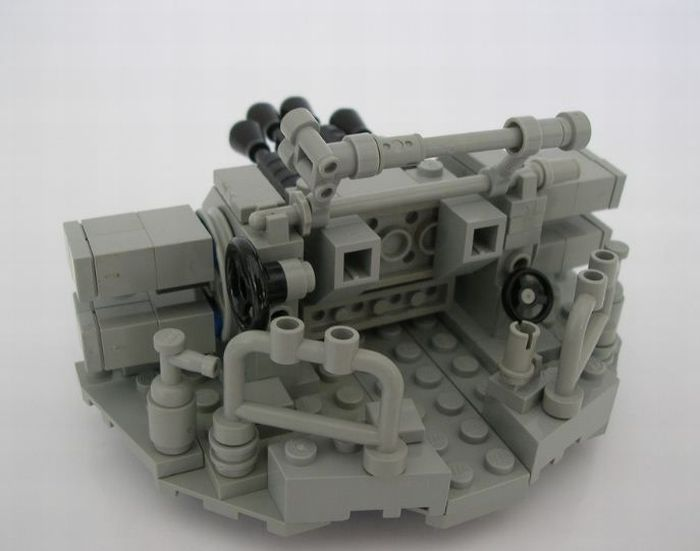 Классный корабль из лего (78 фото)