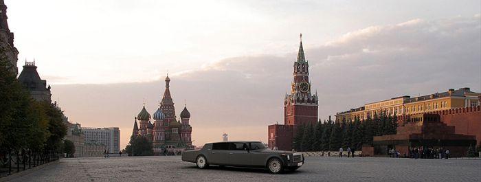 ЗИЛ для президента России (23 фото)