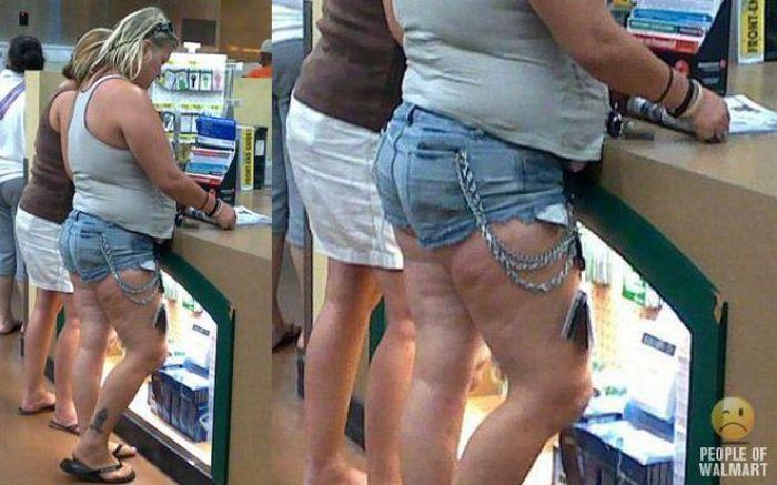 Смешные люди из супермаркетов. Часть 7 (94 фото)