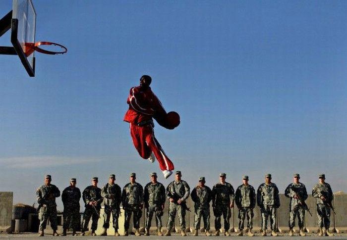Классные прыжки (47 фото)