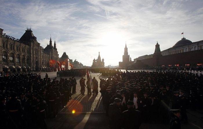 Военный парад на Красной площади (20 фото)