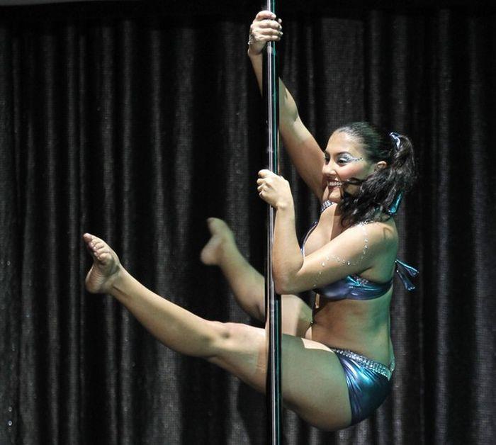 Мисс Южная Америка по танцам у шеста 2010 (13 фото)