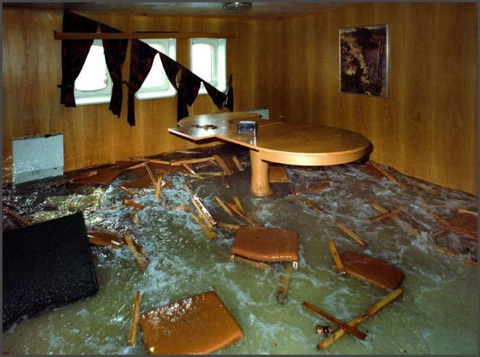 Последствия шторма (36 фото)