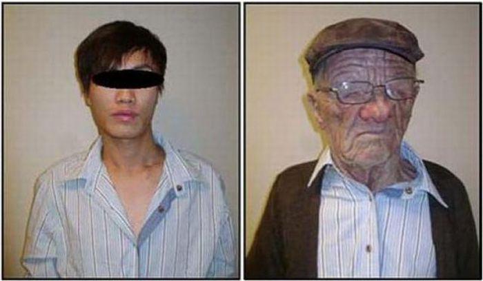 Что общего у этих двух мужчин? (3 фото)