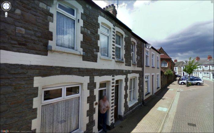 Interesting Google Street View photos