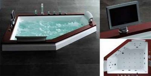 Креативные ванны (21 фото)