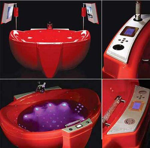 Креативные ванны)