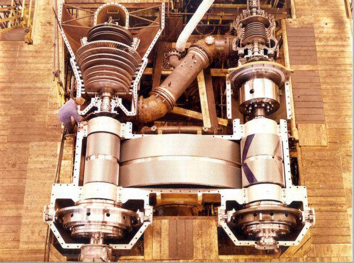 Как строятся супертанкеры (36 фото)