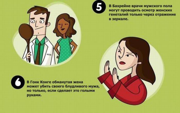 20 странных законов о сексе (8 фото)