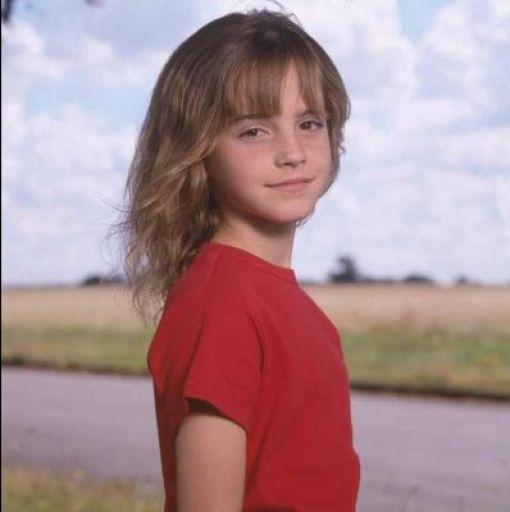 Как взрослела Эмма Уотсон (100 фото)