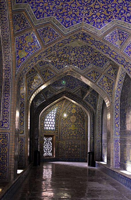 Красивая архитектура Ирана (121 фото)