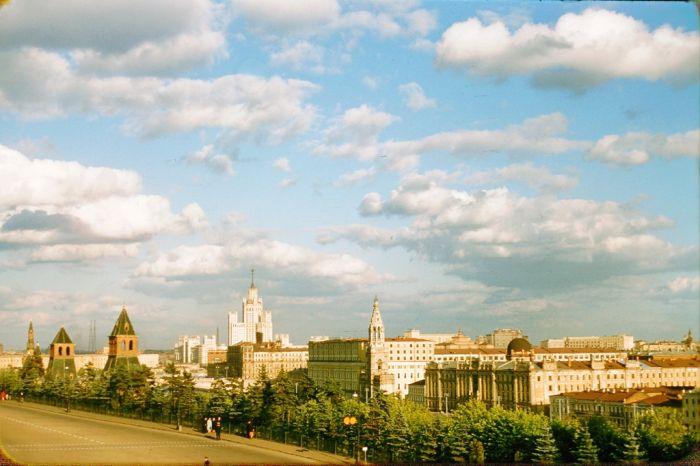 Москва, 1956 год (67 фото)