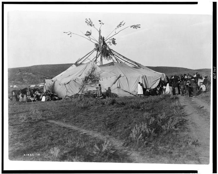 Жизнь индейцев (101 фото)