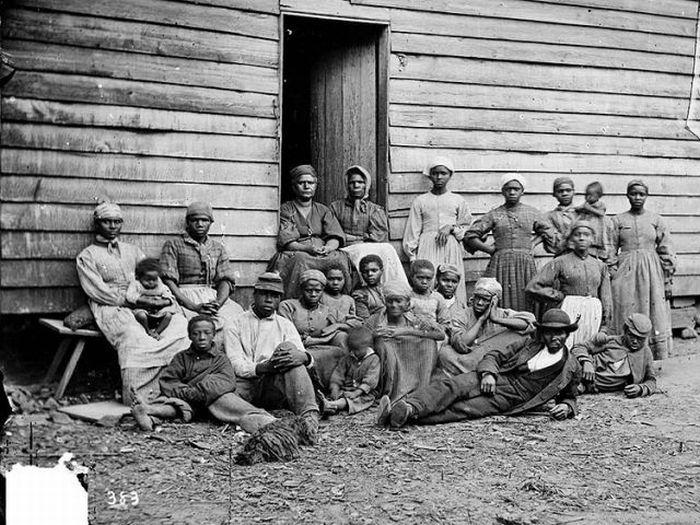 Гражданская война в США (50 фото)