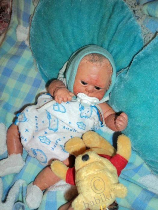 Страшная кукла (7 фото)