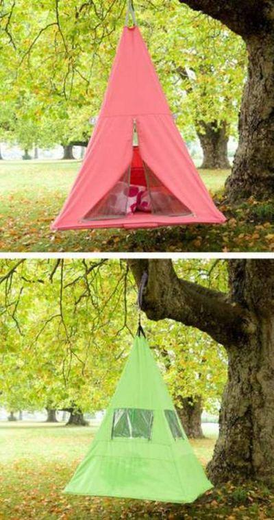 Классные палатки (12 фото)