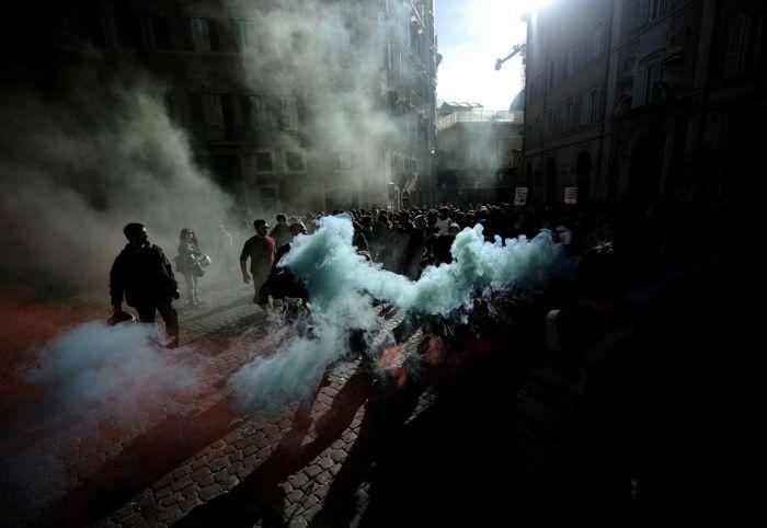 Акции протеста (50 фото)