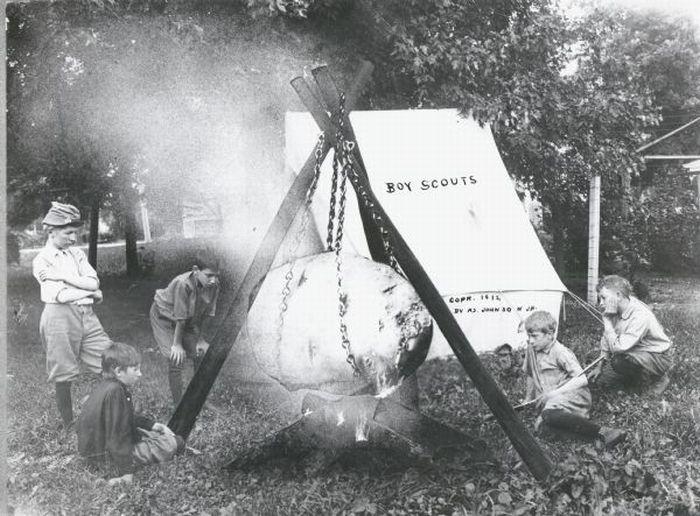 Открытки-небылицы (73 фото)