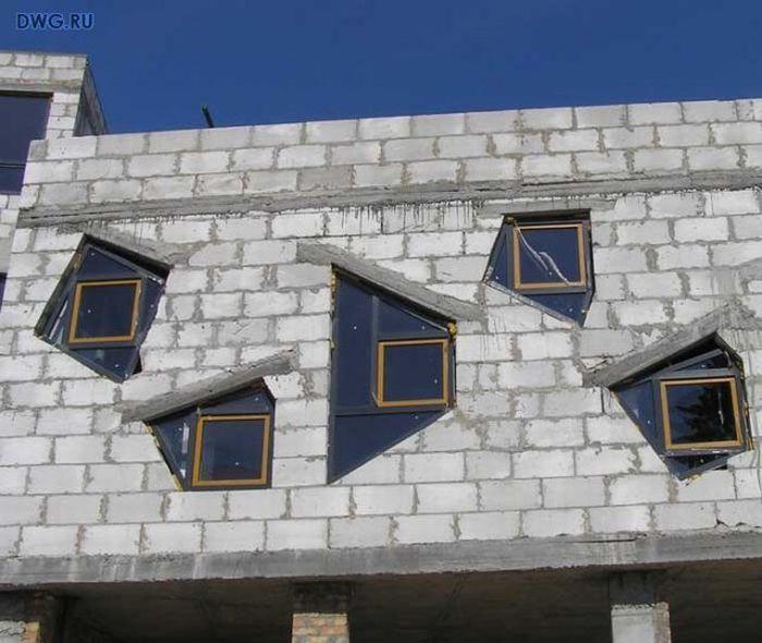Странные постройки (55 фото)