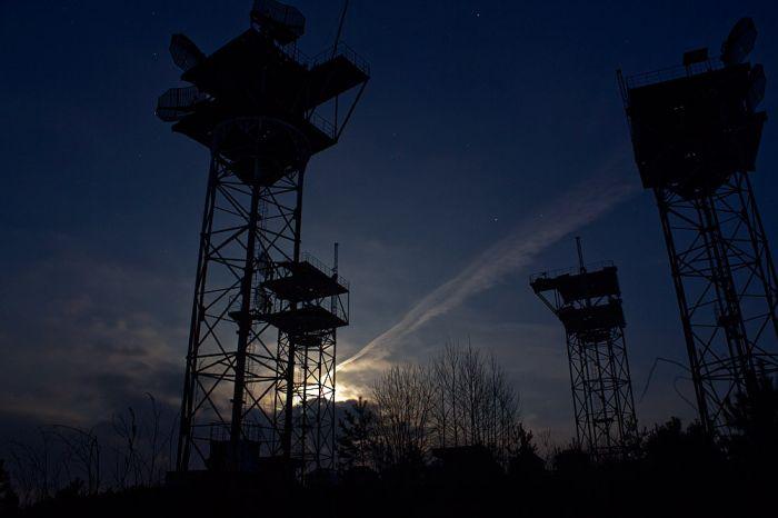 Тропосферная сеть связи «Барс» (21 фото)