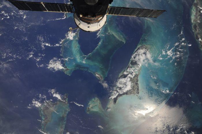 Потряающие фотографии из космоса (27 фото)