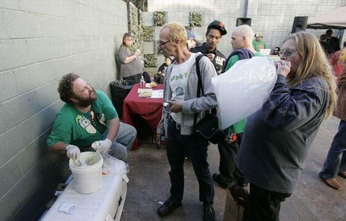 Фестиваль за легализацию марихуаны (50 фото)