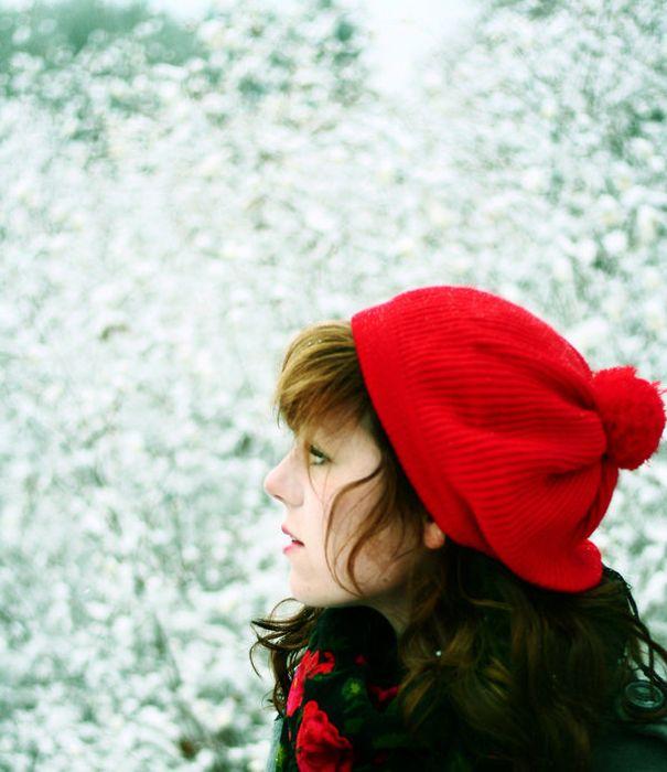 Очень красивые зимние фотографии (31 фото)