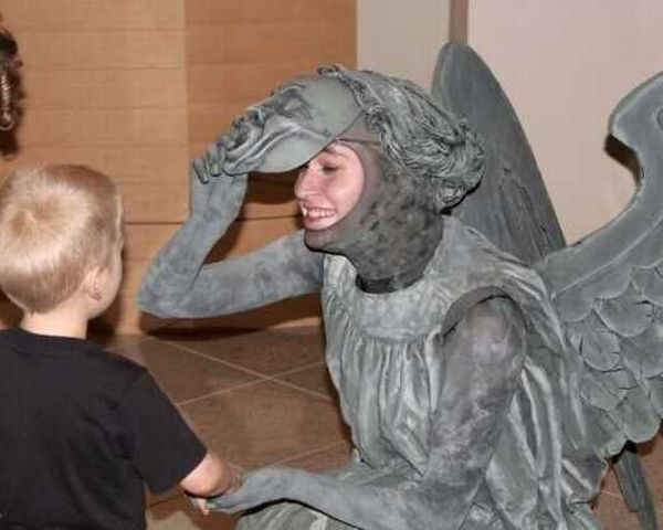 Необычная скульптура (32 фото)