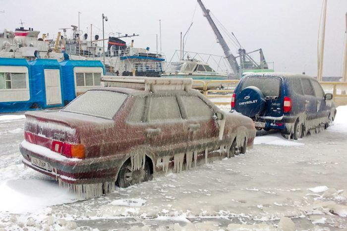Зима пришла (7 фото)