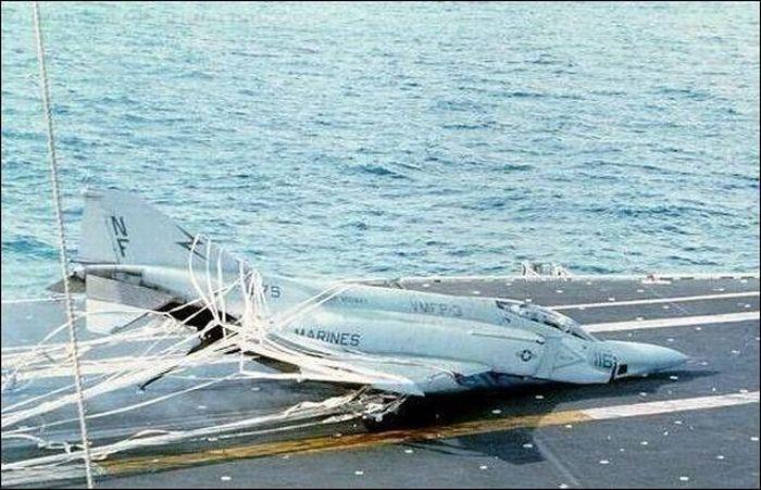 Аварии самолетов (40 фото)