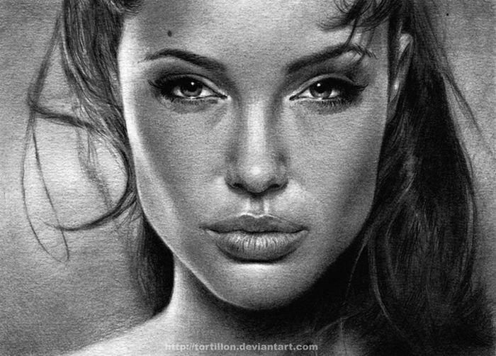 Красивые рисунки карандашом (15 фото)