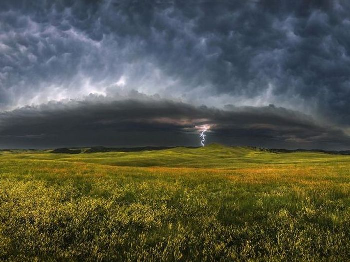 Лучшие фотографии природных катаклизмов (30 фото)