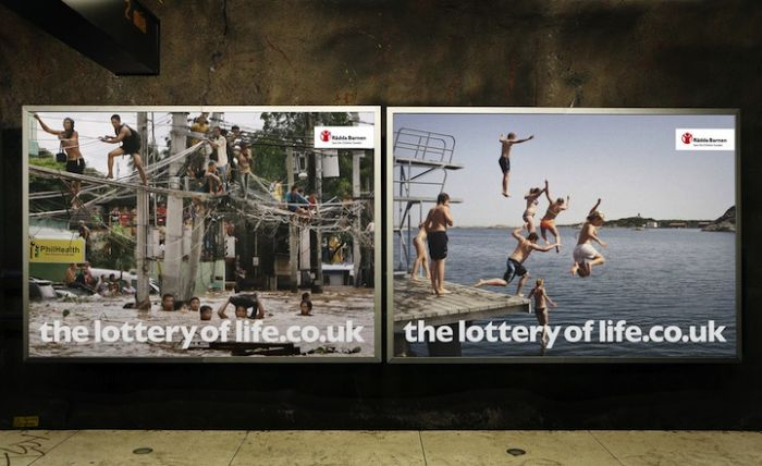 Лотерея жизни (5 фото)