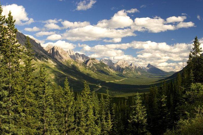 Потрясающие пейзажи (114 фото)