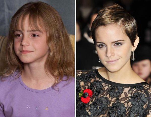 Герои Гарри Поттера тогда и сейчас (8 фото)