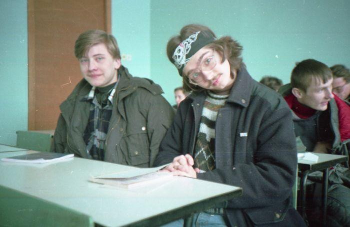 Студенческие годы в 90е (30 фото)