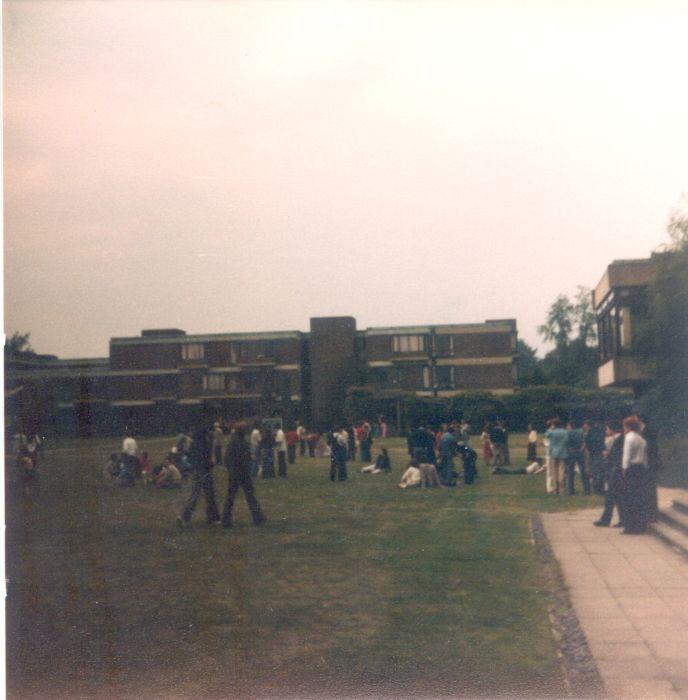 Кембридж, 1980-1982 (43 фото)