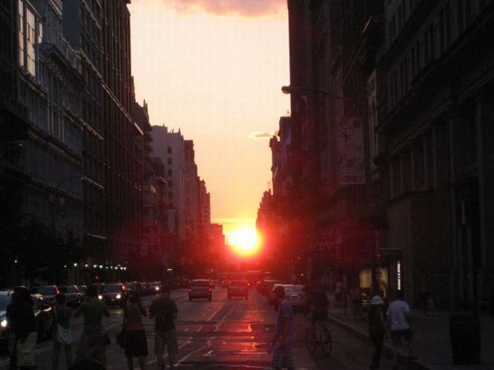 Манхэттенский Стоунхендж (30 фото)