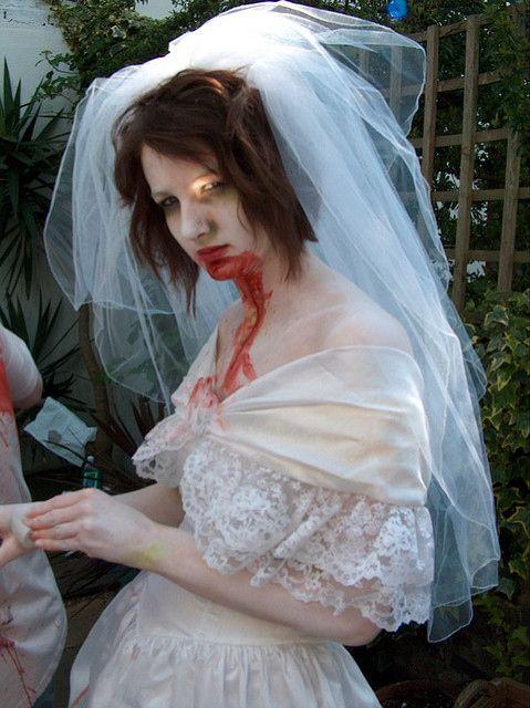 Невесты-зомби (20 фото)