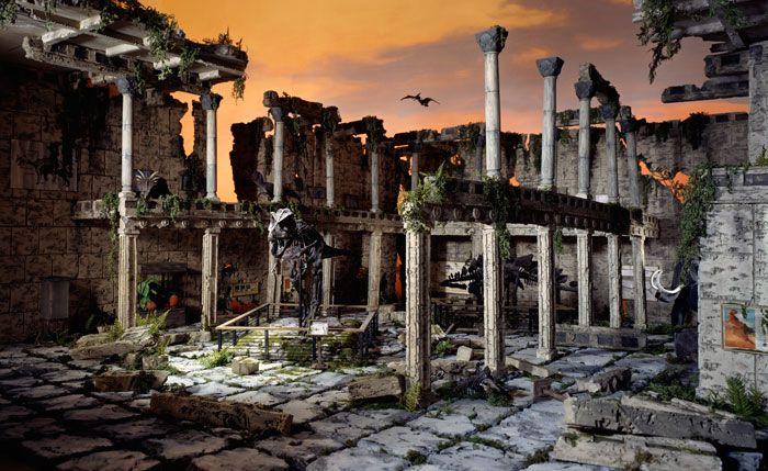 Мини-постапокалиптические виды (17 фото)