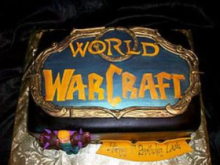 Торты в стиле World of Warcraft (25 фото)