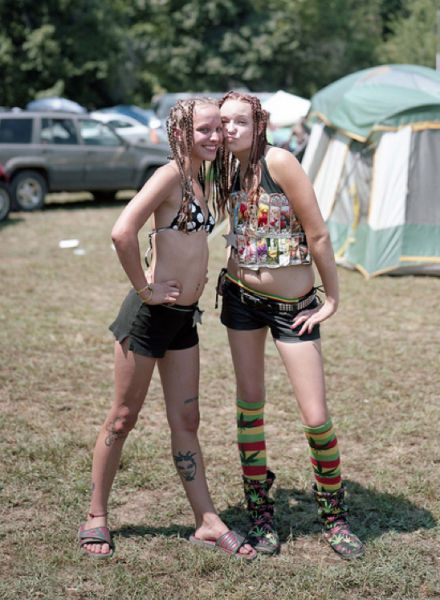 Фестиваль Juggalo Woodstock (45 фото)