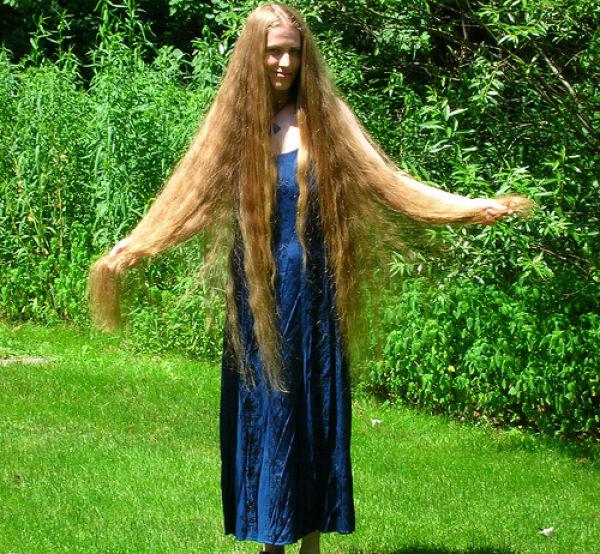 Девушка с волосами пиппска — pic 9