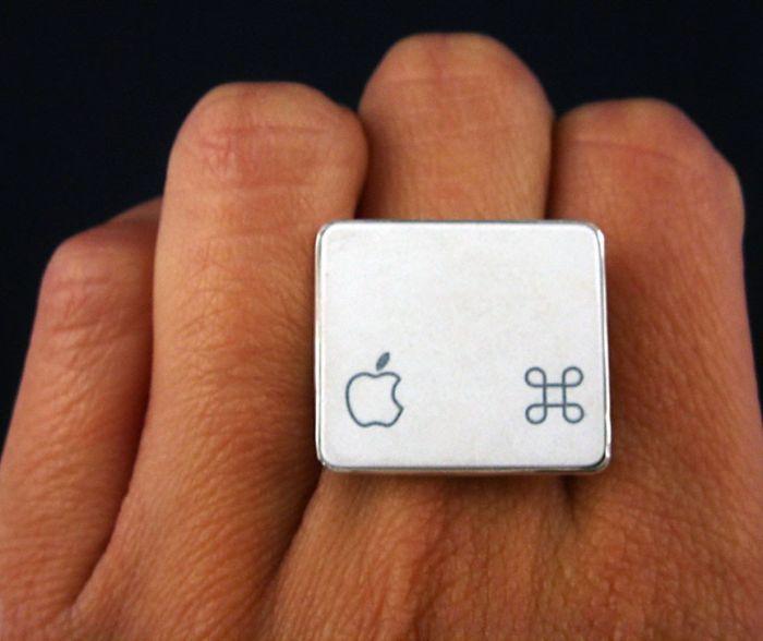 Украшения в виде кнопок от клавиатуры (33 фото)