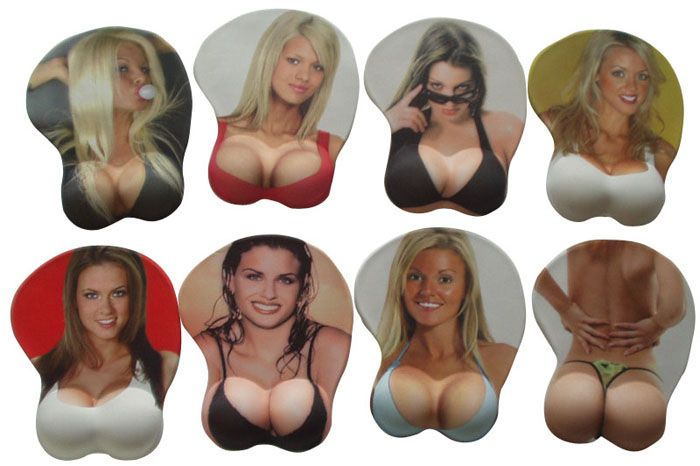 Mouse Pad (Sex Girl) .