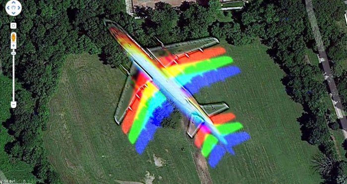 В Италии разбился самолет, который снимал для Google Maps