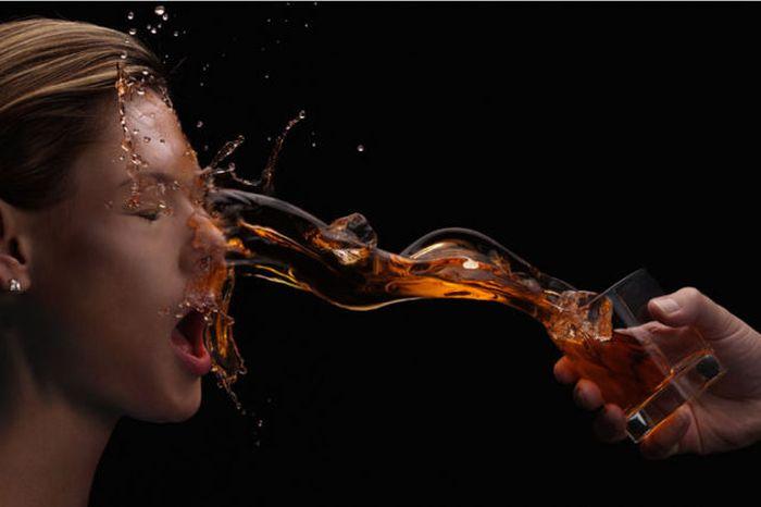 Удивительные рекламные фотографии (81 фото)