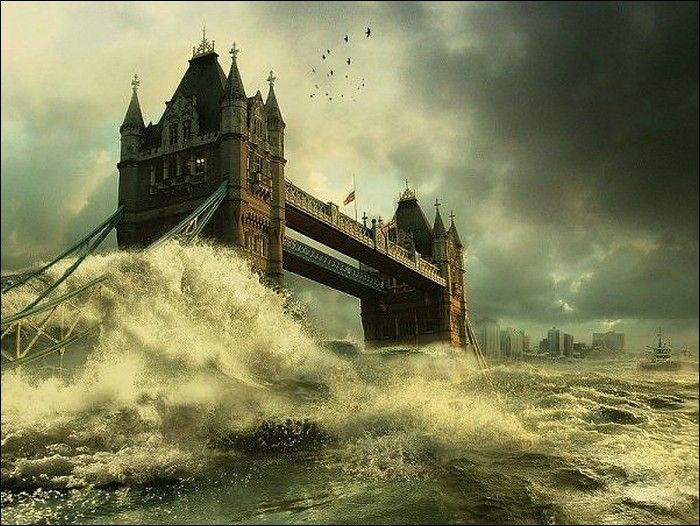 Второй <br />Великий потоп (33 фото)